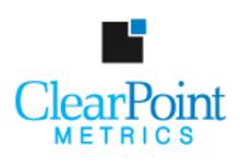 Clear Point metrics logo