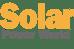 Solar-power world logo