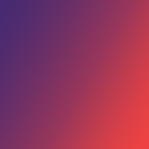 Purple to Red Gradient