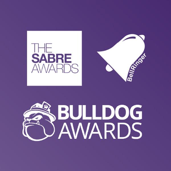 Sabre Award, Bell Ringer Award, and Bulldog Award