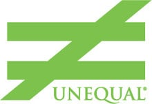 Unequal logo