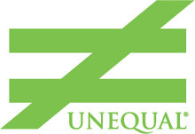 Unequal logo