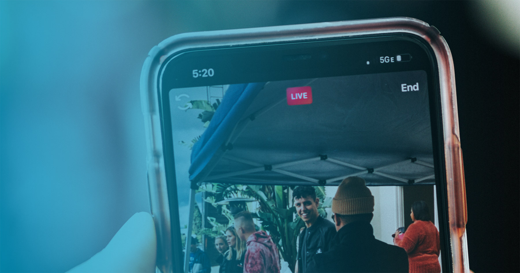 FAQ: Livestream on Social Media