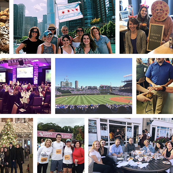 Gallery of fun culture images: company outings, happy hours, events, food
