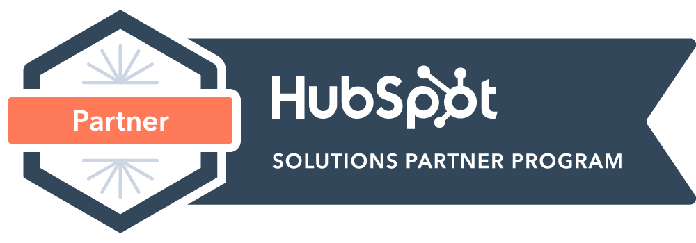 Hubspot Solutions Partner Program Badge